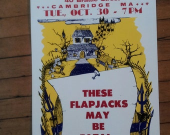 International Film Festival's Haunted House of Pancakes at The Brattle TheatreShow Poster