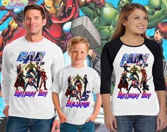 Avengers Assemble shirt/avengers birthday shirt/birthday boy avengers shirt/Avengers shirt/birthday boy shirt/avengers/ 183