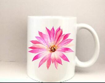 Desert Flower Mug