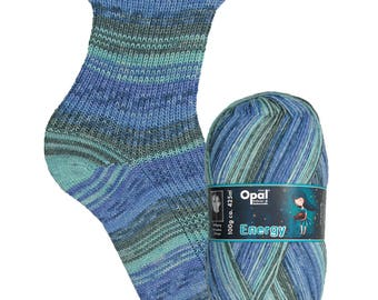 "Opal socks wool ""energy"" f 9407 (activity), 4fädig,"