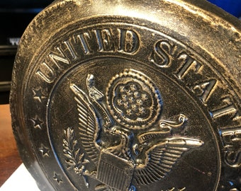 United States Army Mantle Piece