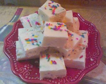 Emily's Sure to Win Birthday Cake Fudge