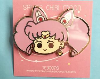 Sailor Chibi Moon Enamel Pin