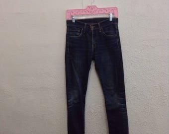 Levi's 510 jeans waist 26 size 2