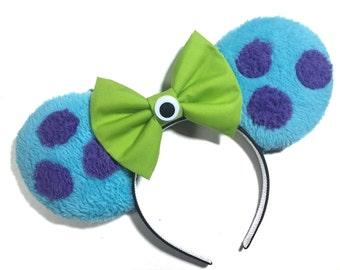 Monster's Inc inspired Mouse Ears