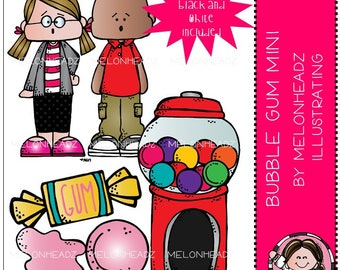 Bubble Gum clip  art - Mini