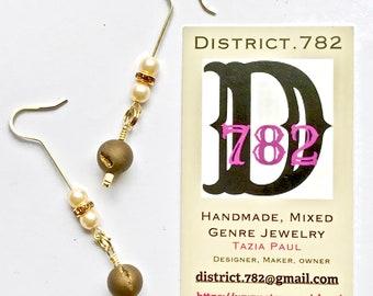 Jewelry, druzy, earrings, dangle earrings, statement earrings, gemstone earrings, druzy earrings, druzy dangle, druzy statement, long druzy