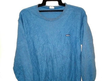 FREE SHIPPING Vintage 90's ellesse sweat sweatshirt medium size