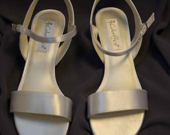 Single Strap low heel sandal