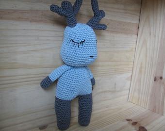 adorable plush 100% handmade with cotton yarn