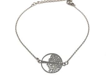 Inoxyadable steel bracelet