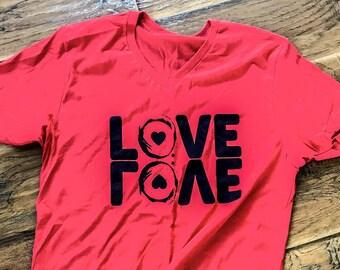 LOVE LOVE Graphic Tee