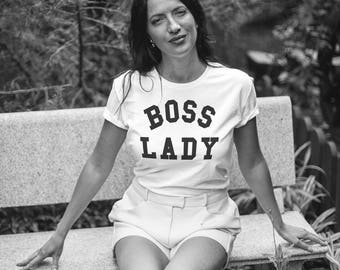 Boss lady shirt / Boss lady gift / Boss lady tank / Boss lady shirts / Boss lady tshirt / Boss lady t shirt / Boss lady t-shirt / Gifts