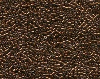 5g DB461 Miyuki Delica Bead Galvanised copper