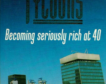 ISBN 067169927X , The New Tycoons: Becoming Seriously Rich at Forty (Hardcover) by John Jay &  Judi Bevan First Edition