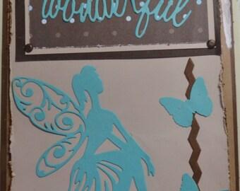 Wonerful Fairy Greeting Card