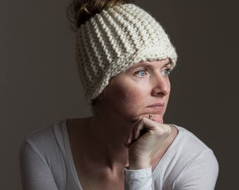 Headband Knitting Pattern - SENSITIVITY - a set of instructions to knit