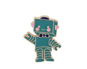 Badges hello robot