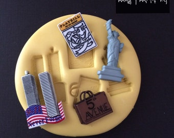 NYC Silicone Mold