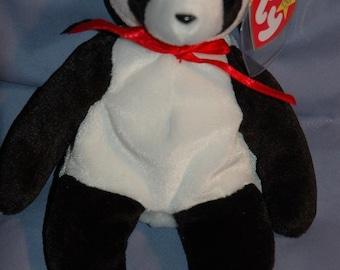 Ty Fortune the Panda Beanie Baby