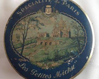 Speciality de Paris -  Les Petites Michu Tin
