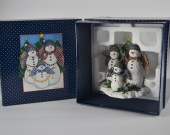 Classic Santa Sherri Buck Baldwin Snow Angels First Edition 1999 Number 6