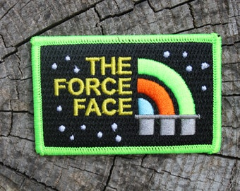 The Force Face Patch - Star Wars