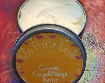 Creamy Cocoa and Mango Butter Skin Cream