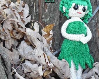 ILEEYA The Woodland Elf Crochet Pattern