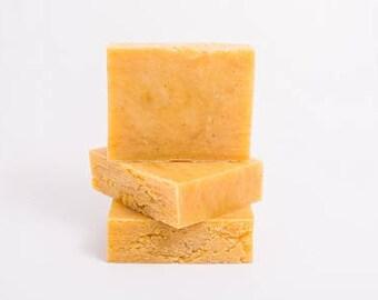 Apricot Freesia Soap Bar