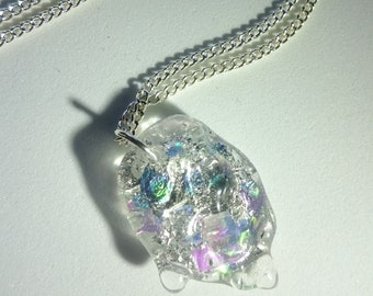 Unicorn Ice Pendant