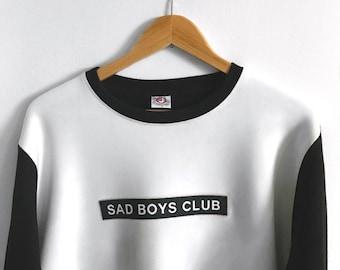 Sad Boys Club Unisex Sweatshirt