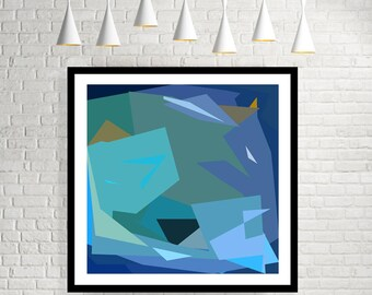 Modern Art Print, Contemporary Art, Geometric Art, Abstract Art , Abstract Wall Art, Geometric Print, Abstract Print, Modern Art, Wall Art