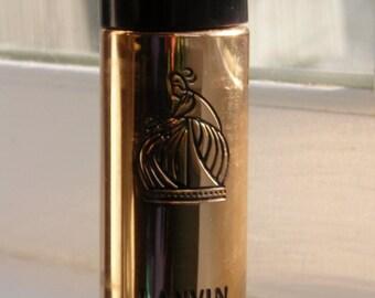vintage Arpege Eau de Lanvin, 1 and 1/3 oz.