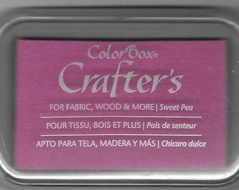 Colorbox - Crafters Ink Pad - Fire