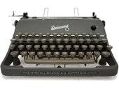 Vintage Typewriter, Rhein...
