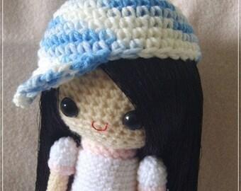 PDF Crochet Pattern - Alizia