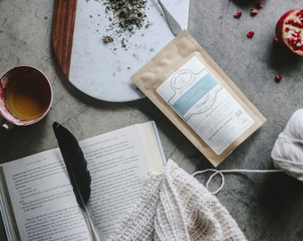 Mountain Mama Handcrafted Tea | Nursing Mothers | Tea ORGANIC  | Winterwoods Loose Leaf Tea Blend