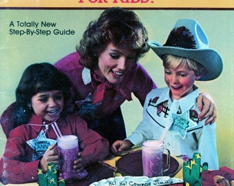 "1983 Booklet, ""How To Give Great Parties For Kids"""