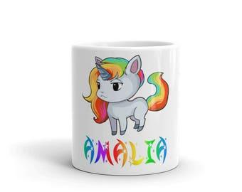 Amalia Unicorn Mug