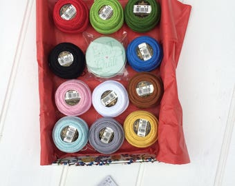 Embroiderer's Thread Box
