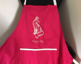 Whip it Good Apron with pocket