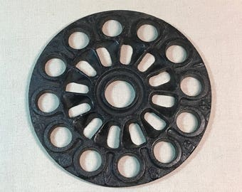 Vintage Gear or Machine Part Perfect Ultra-Cool Trivet or Wall Decor