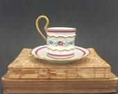 Vintage Porcelain Demitas...