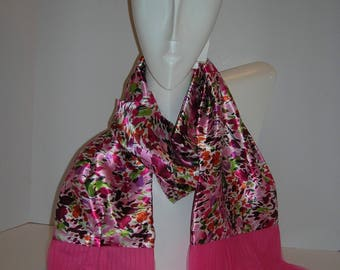 Tickled Pink - Hand Made Scarves from Purses By Pochette
