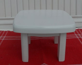 18 Inch Doll Furniture End Table/ Night Stand