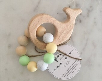 Eden Silicone Teething Toy