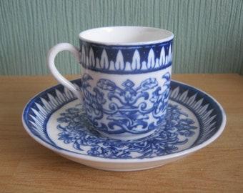 Vintage Cauldon Ltd Teacup and Saucer