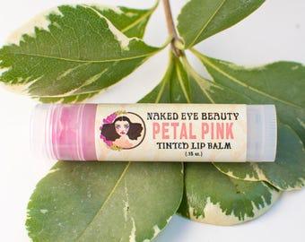 Tinted Lip Balm - Petal Pink