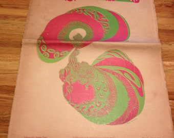 Vintage Atlanta Newpaper-The Great Speckled Bird 1968